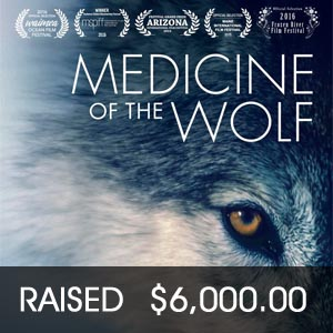 raised for medicine of the wolf