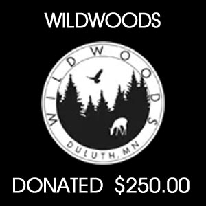donated to Wildwoods Widlife Rehabilitation